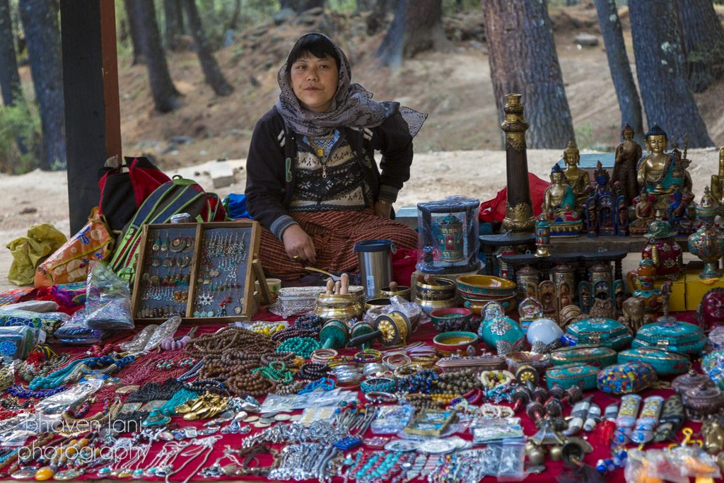 Bhutan musings: Women in Bhutan are very active, and manage most businesses