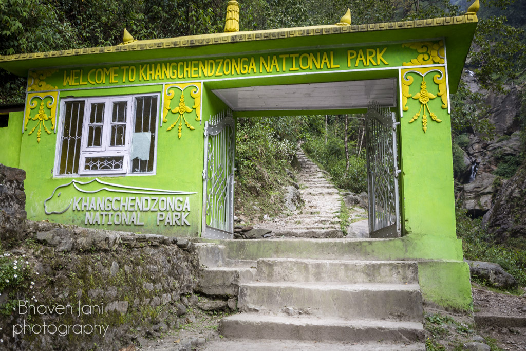 Welcome to Kanchenjunga National Park